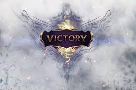 Première victoire !